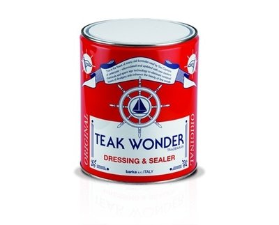 Teak Wonder Dressing Sealer