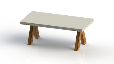 """Roy"" classic Table - Medium"